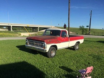 1969 Ford F100 for sale 100825339