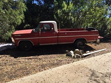 1969 Ford F100 for sale 100825487