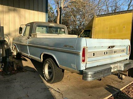 1969 Ford F100 for sale 100861645