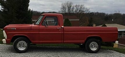 1969 Ford F100 for sale 100864263