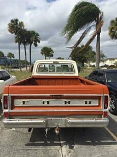 1969 Ford F100 for sale 100869084