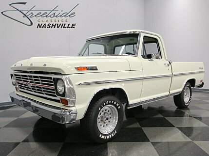 1969 Ford F100 for sale 100870655
