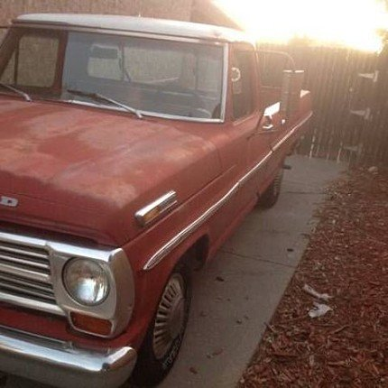 1969 Ford F100 for sale 100874306