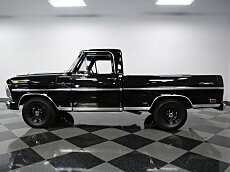 1969 Ford F100 for sale 100909126
