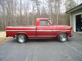 1969 Ford F100 for sale 100928393