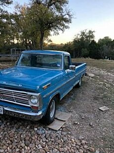 1969 Ford F100 for sale 100934807