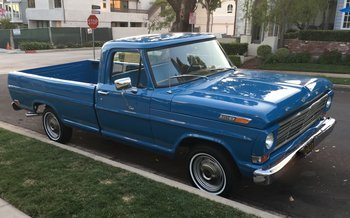 1969 Ford F100 2WD Regular Cab for sale 100956216