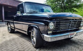 1969 Ford F100 2WD Regular Cab for sale 100958860