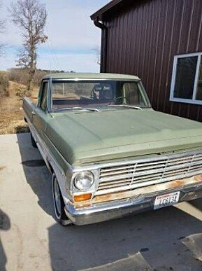 1969 Ford F100 for sale 100977045