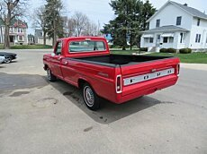 1969 Ford F100 for sale 100982338