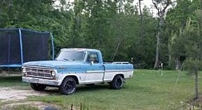 1969 Ford F100 for sale 100988284