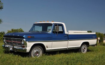 1969 Ford F100 for sale 101010005
