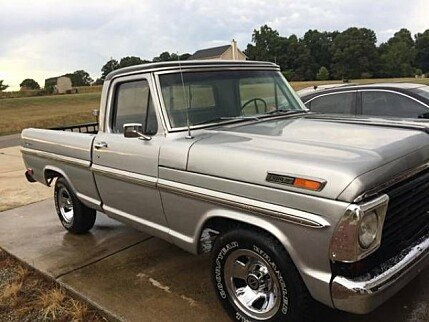 1969 Ford F100 for sale 101028491