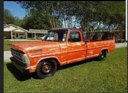 1969 Ford F100 for sale 101043792