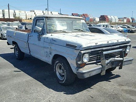 1969 Ford F100 for sale 101052121