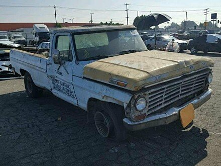 1969 Ford F100 for sale 101058840