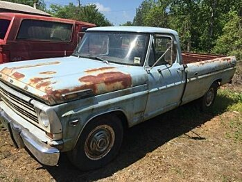 1969 Ford F250 for sale 100825002