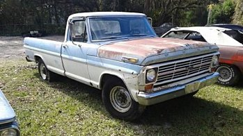 1969 Ford F250 for sale 100825164