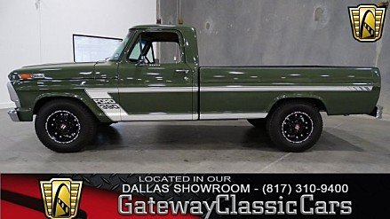 1969 Ford F250 Classics For Sale Classics On Autotrader