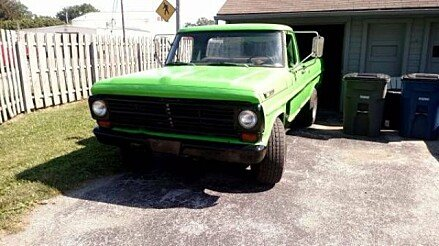 1969 Ford F250 for sale 100904657