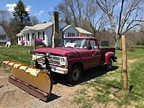 1969 Ford F250 4x4 Regular Cab for sale 101027496