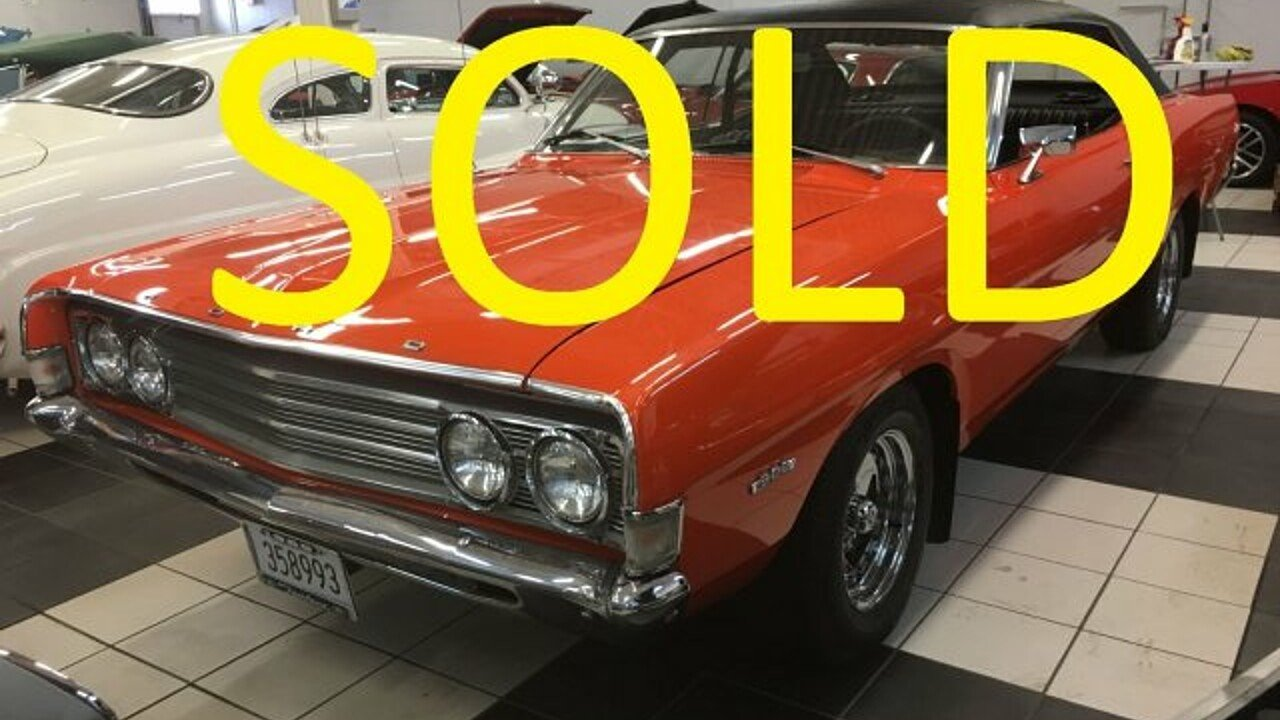 1969 Ford Fairlane for sale 100895968