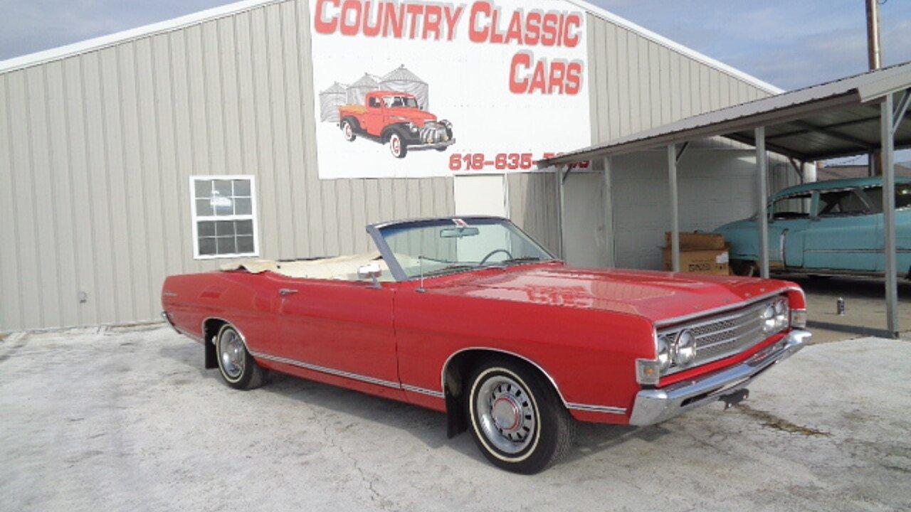 1969 Ford Fairlane for sale near Staunton, Illinois 62088 - Classics ...