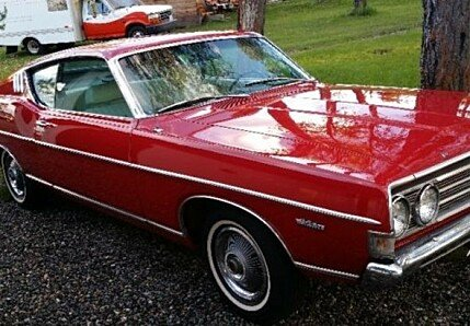 1969 Ford Fairlane for sale 100863119