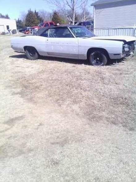1969 Ford Galaxie for sale 100824995