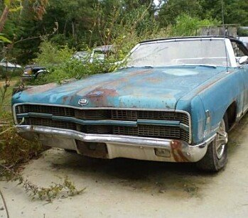 1969 Ford Galaxie for sale 100825072