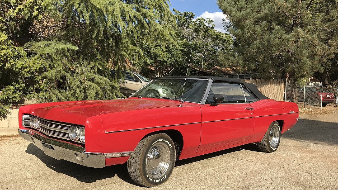 1969 Ford Galaxie for sale 100904444