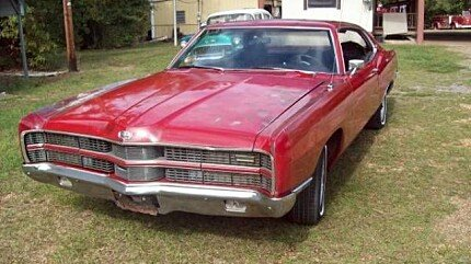 1969 Ford Galaxie for sale 100825175