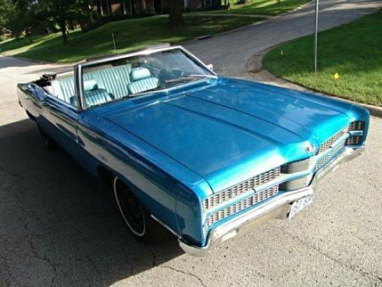 1969 Ford Galaxie for sale 100860657
