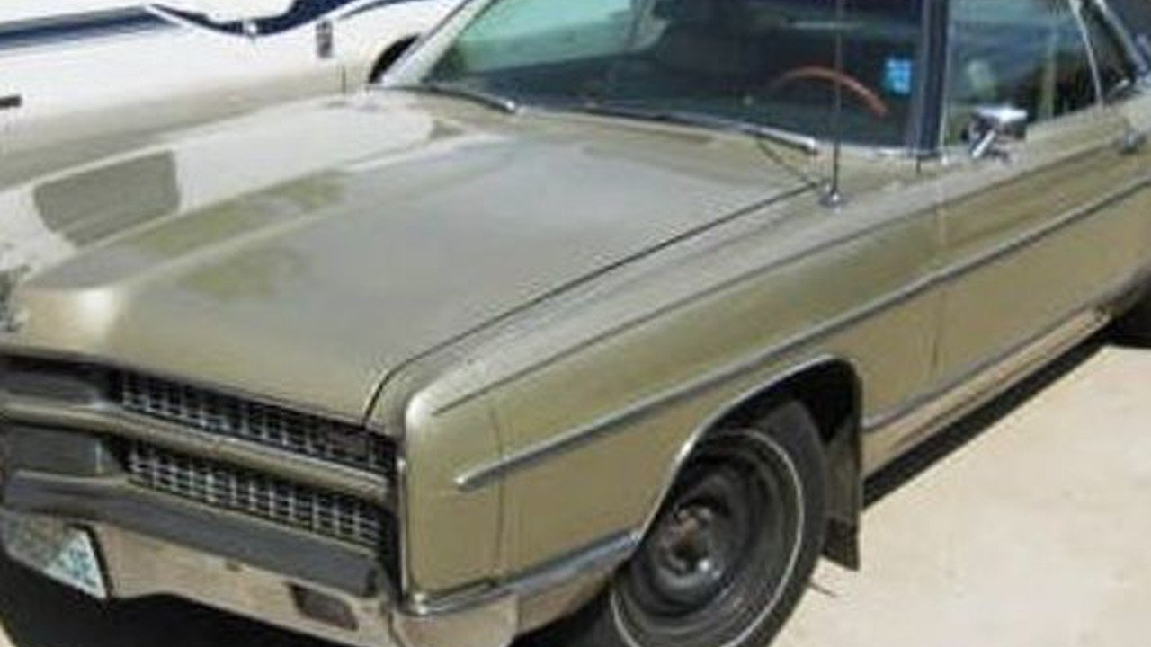 1969 Ford LTD for sale 100822057