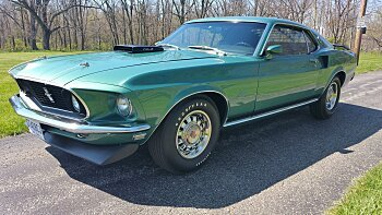 1969 Ford Mustang for sale 100757693