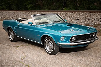 1969 Ford Mustang for sale 100768067
