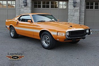 1969 Ford Mustang for sale 100833124