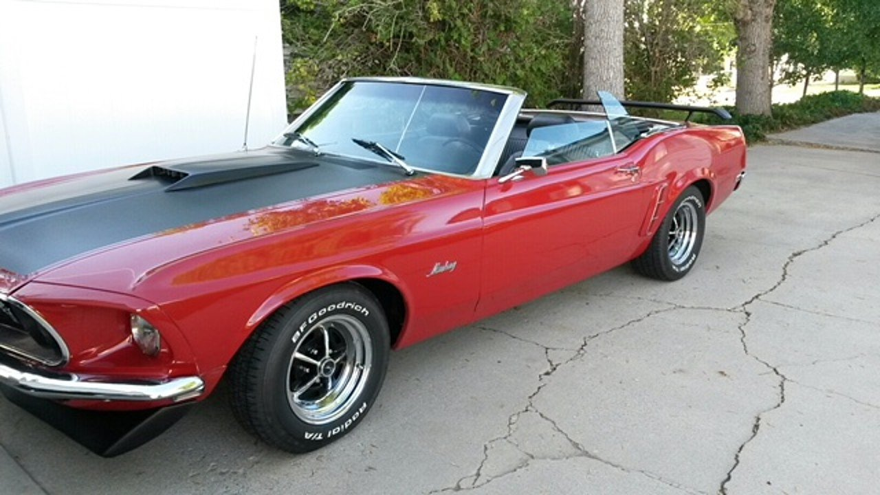 1969 Ford Mustang Convertible for sale 101006489
