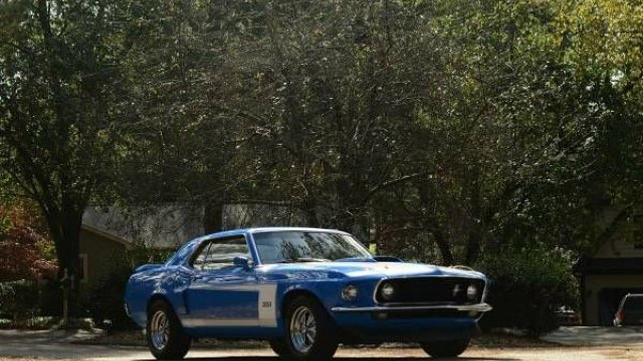 1969 Ford Mustang for sale 100842682