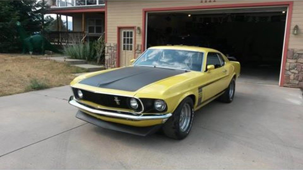1969 Ford Mustang for sale 100854063
