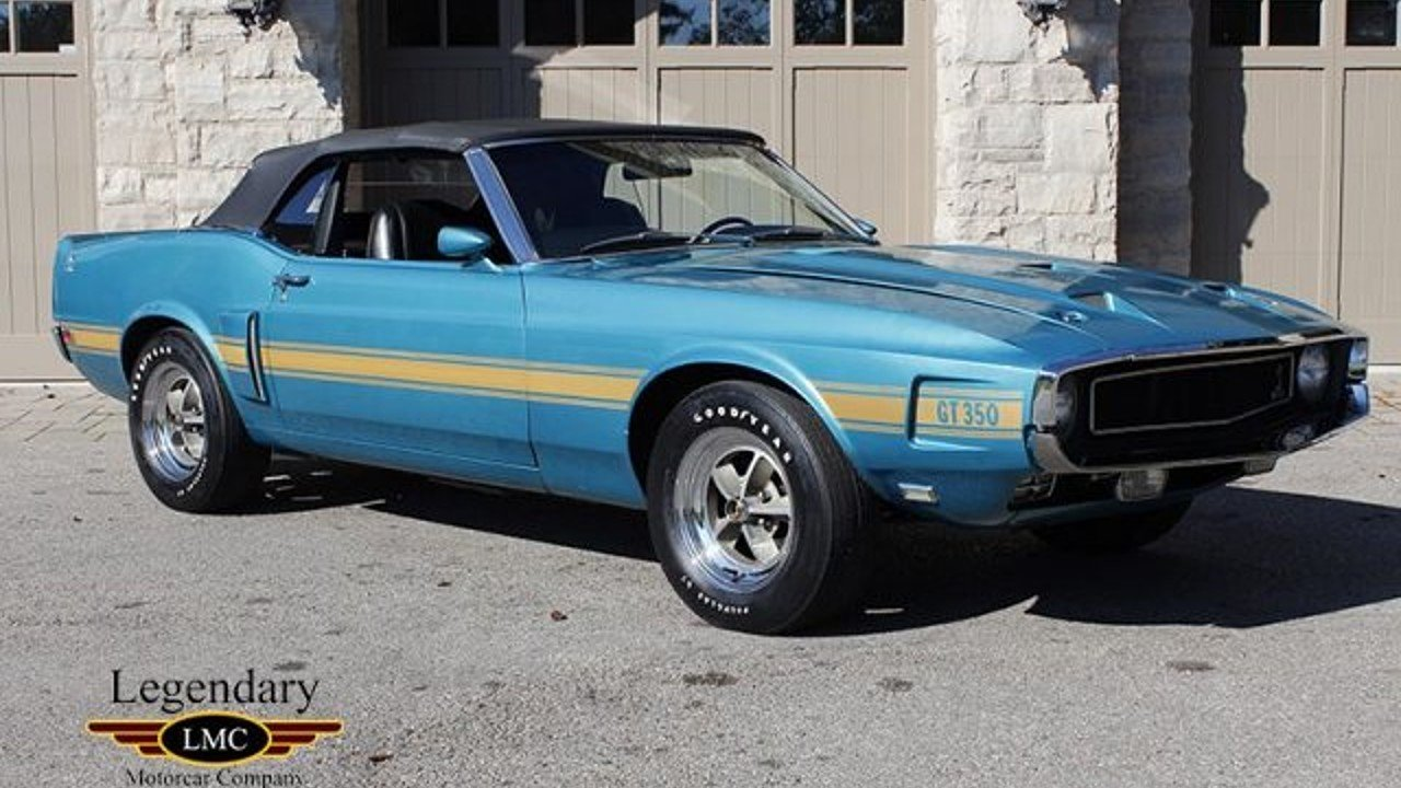 1969 Ford Mustang for sale 100877043