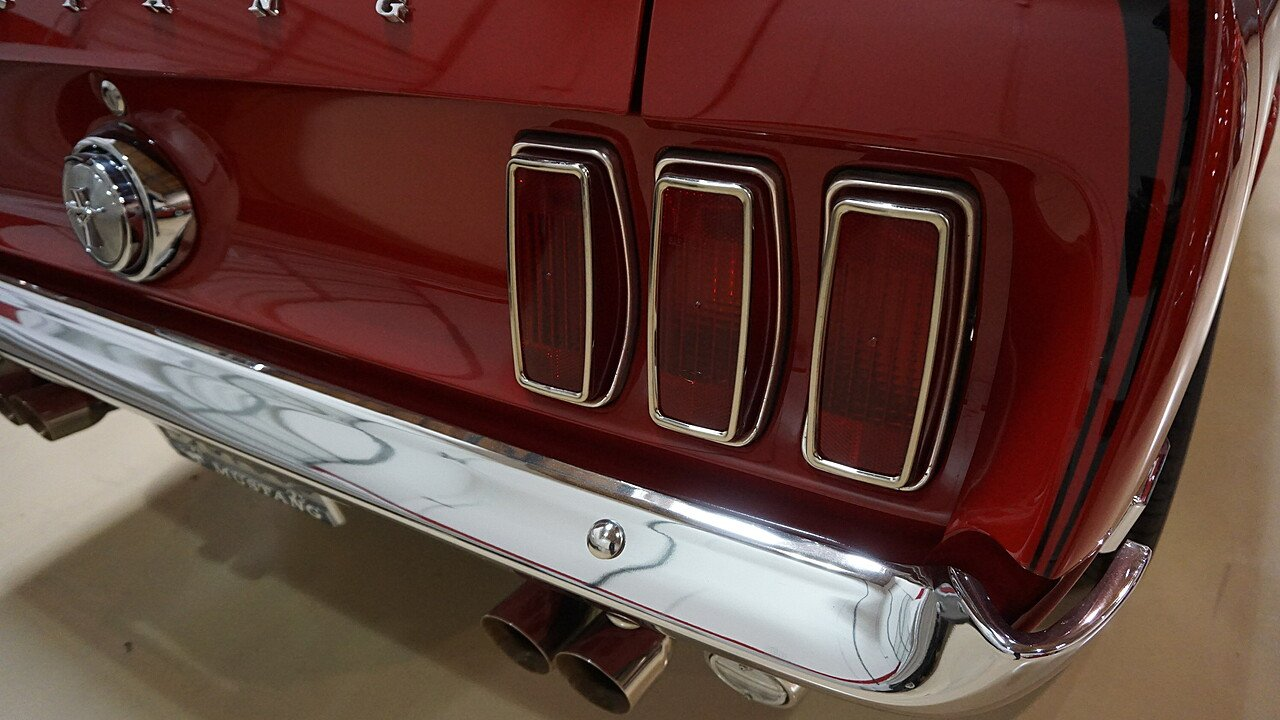 Picture of 1969 ford mustang fastback exterior -  1969 Ford Mustang Fastback For Sale 100892019