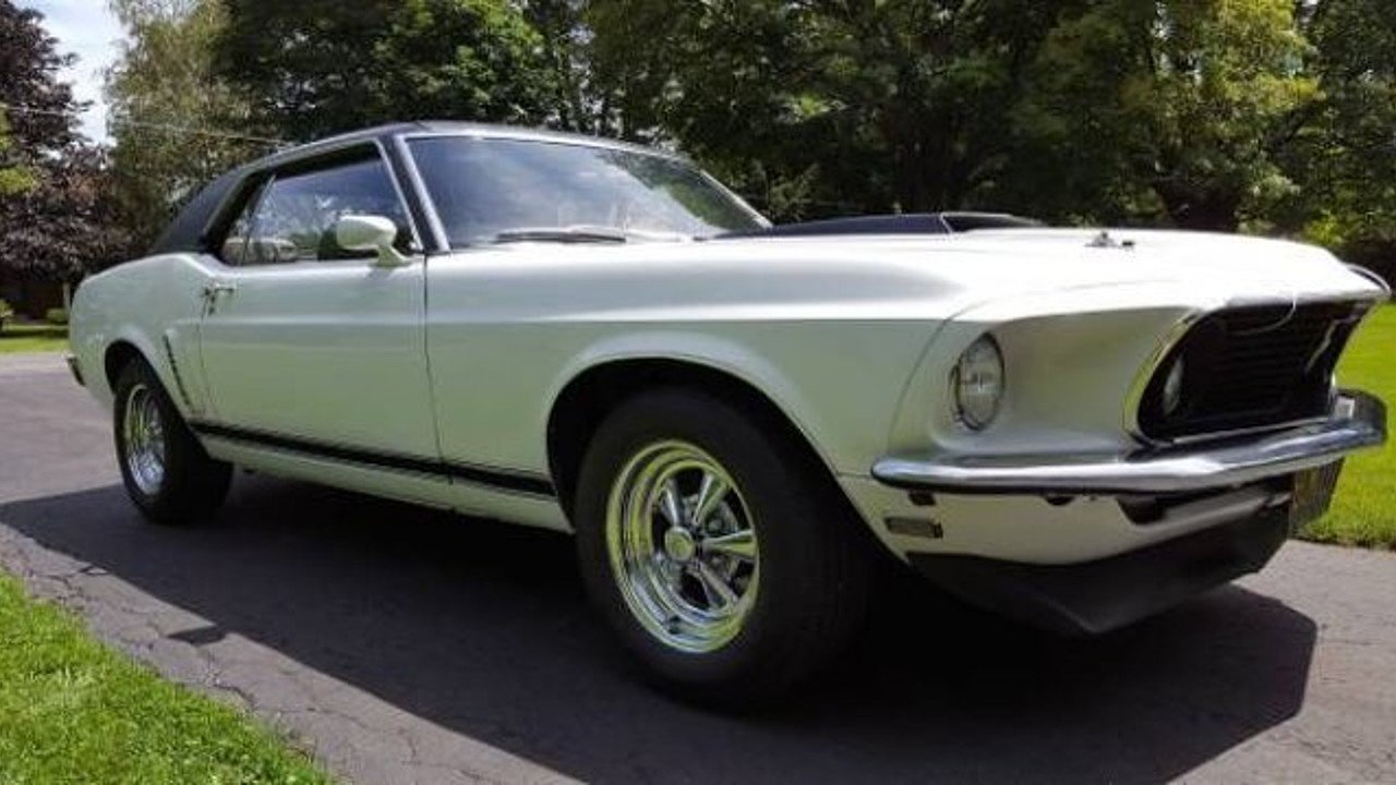 1969 Ford Mustang for sale near Cadillac, Michigan 49601 - Classics ...