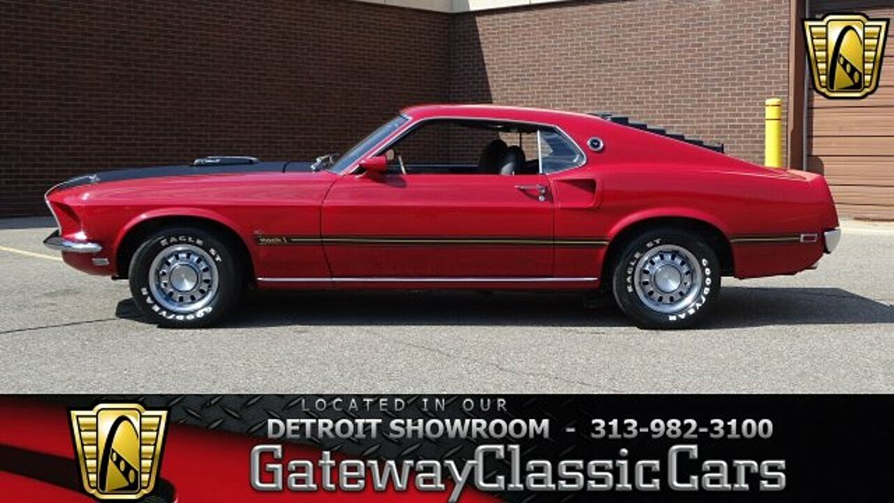 1969 Ford Mustang for sale 100920407