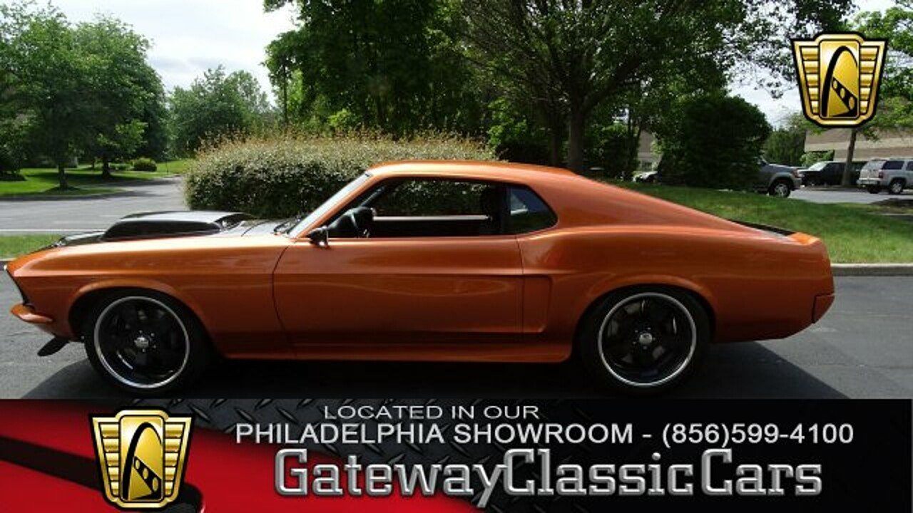 1969 Ford Mustang for sale 100964420