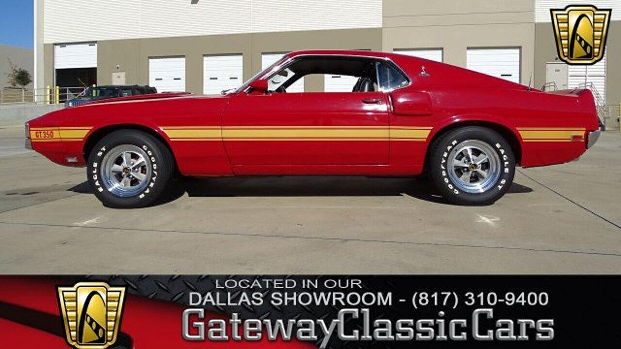 1969 Ford Mustang for sale near O Fallon, Illinois 62269 - Classics ...