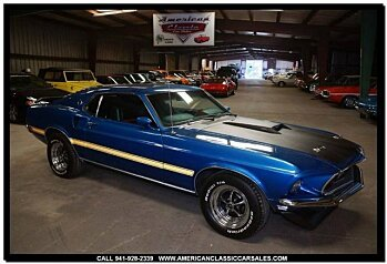 1969 Ford Mustang for sale 100965980