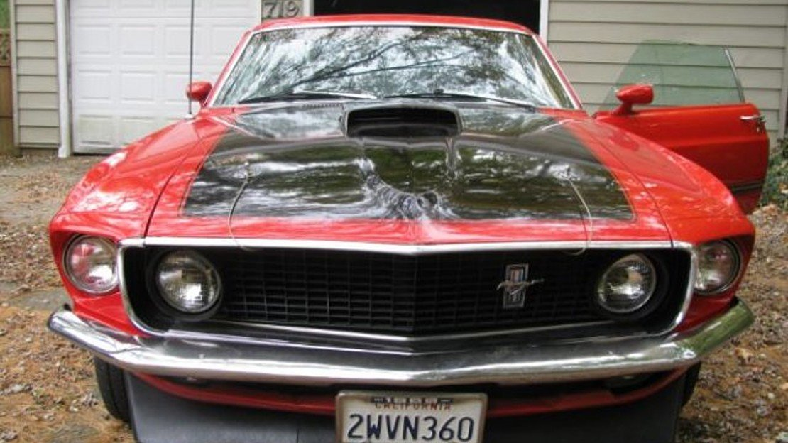 1969 Ford Mustang for sale 101051556