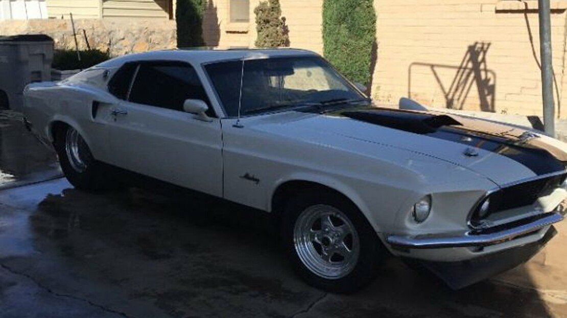 1969 Ford Mustang for sale 101080327