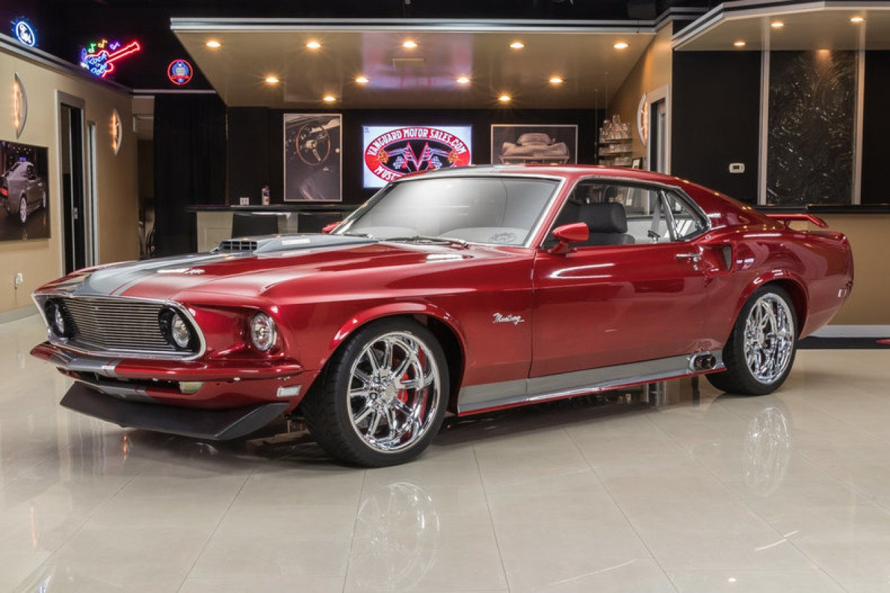 1969 Ford Mustang Gt For Sale Auto Galerij